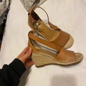 Vince camuto wedges.